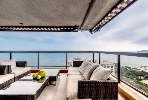 Апартаменты в Сен-Романе, Монако, 124 м2 - фото 1