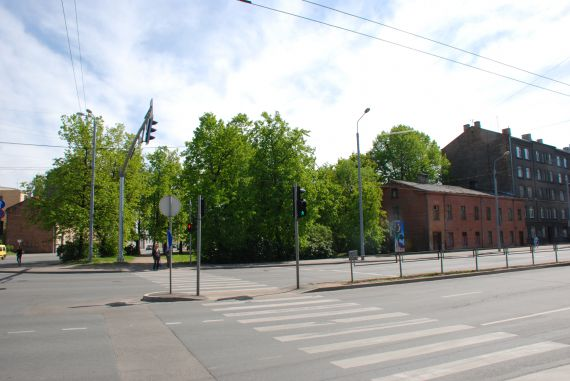 Земля в Риге, Латвия, 2300 м2 - фото 1