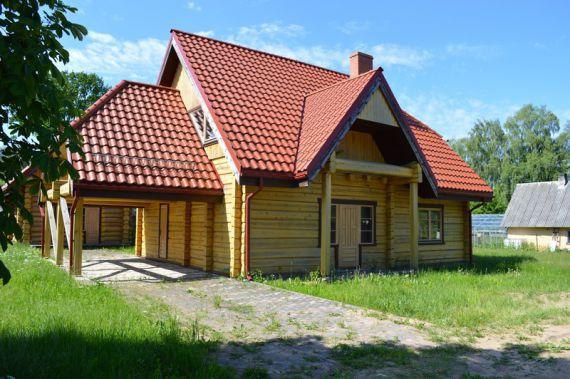 Дом в Саулкрасты, Латвия, 252.8 м2 - фото 1