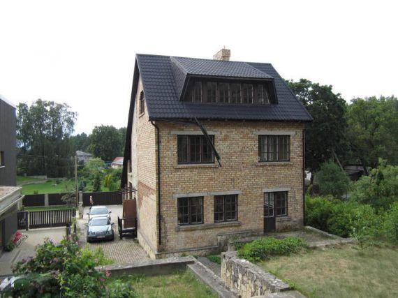 Дом в Риге, Латвия, 363.7 м2 - фото 1