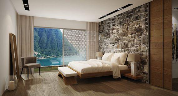 Апартаменты у озера Комо, Италия, 101 м2 - фото 1