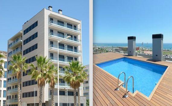 Апартаменты в Барселоне, Испания, 83 м2 - фото 1