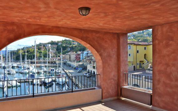Апартаменты в Триесте, Италия, 140 м2 - фото 1