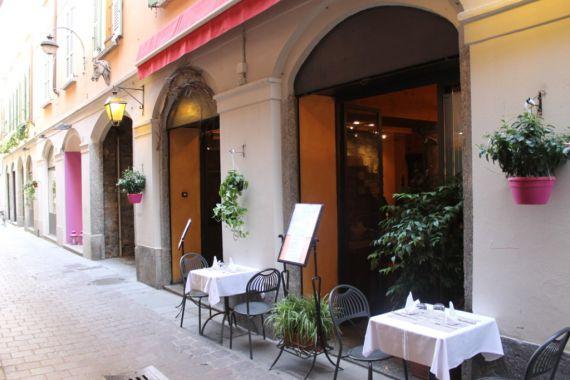 Кафе, ресторан у озера Комо, Италия, 120 м2 - фото 1