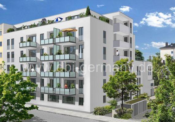 Квартира в Мюнхене, Германия, 87.7 м2 - фото 1