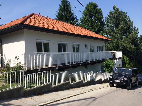 Вилла в Нижней Австрии, Австрия, 350 м2 - фото 1