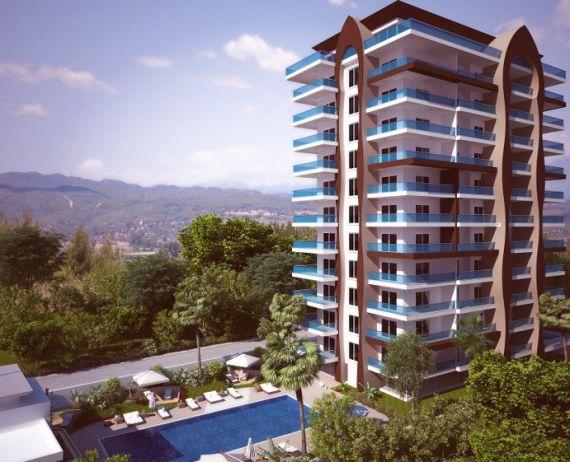 Квартира в Аланье, Турция, 70 м2 - фото 1