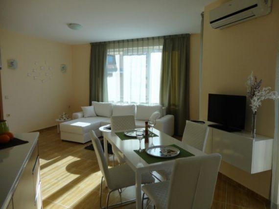 Квартира в Святом Власе, Болгария, 57.5 м2 - фото 14