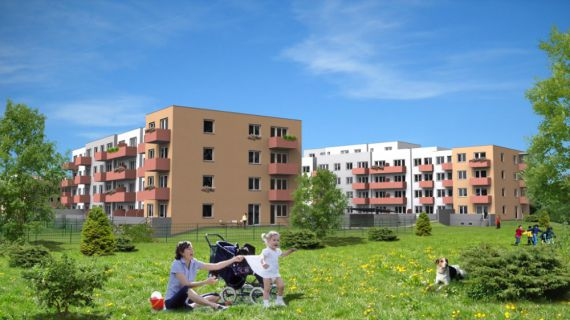 Апартаменты в Праге, Чехия, 1 м2 - фото 1