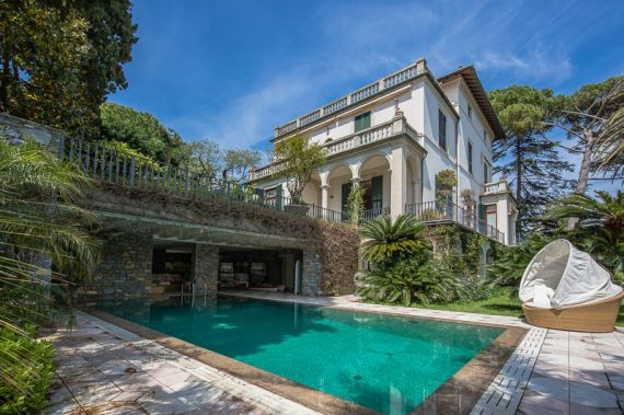 Апартаменты в Рапалло, Италия, 380 м2 - фото 1