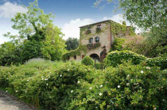 Вилла в Сиене, Италия, 12 Га - фото 1