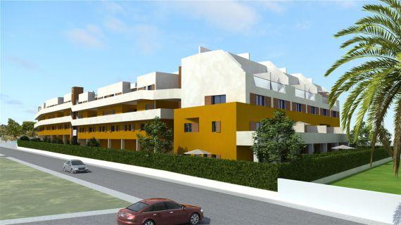 Апартаменты в Ориуэла Коста, Испания, 61 м2 - фото 1