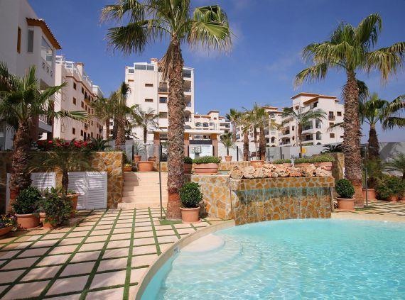 Апартаменты в Гуардамар-дель-Сегура, Испания, 110 м2 - фото 1