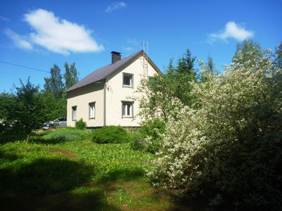 Коттедж в Иматре, Финляндия, 998 м2 - фото 1
