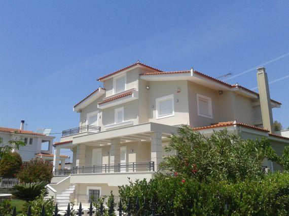Вилла в Коринфе, Греция, 1100 м2 - фото 1