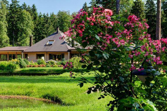 Дом в Салацгривском крае, Латвия, 347 м2 - фото 1