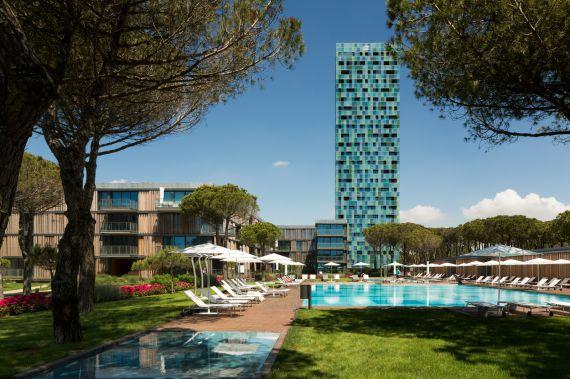 Апартаменты в Лидо ди Езоло, Италия, 96 м2 - фото 1