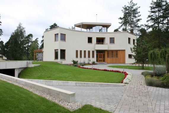 Вилла в Гаркалнском крае, Латвия, 620 м2 - фото 12