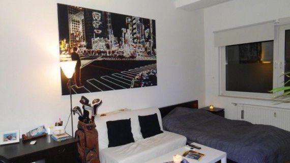 Квартира в Дюссельдорфе, Германия, 57 м2 - фото 1
