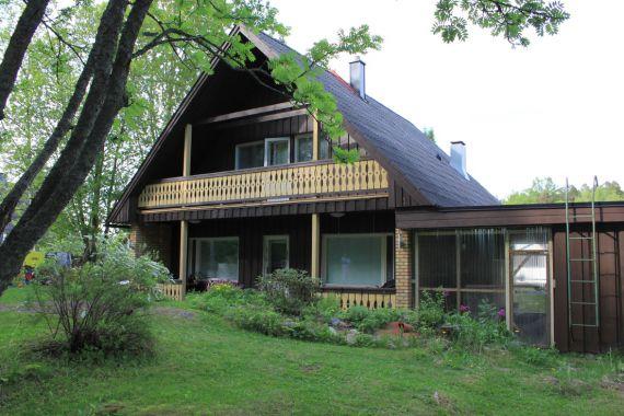 Дом в Иматре, Финляндия, 896 м2 - фото 1