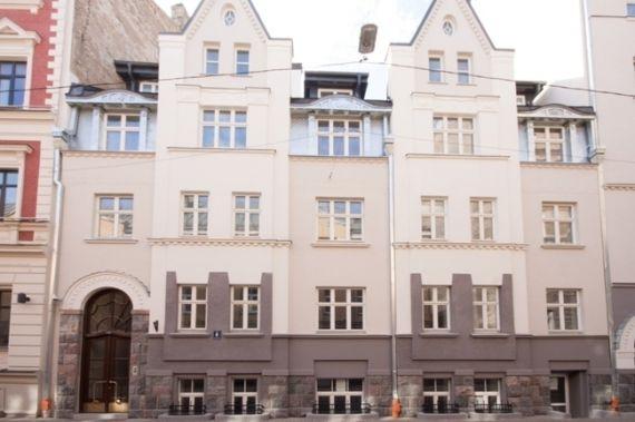 Апартаменты в Риге, Латвия, 121 м2 - фото 1