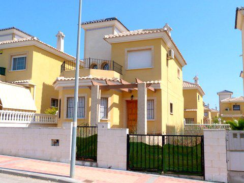 Дом в Альгорфе, Испания, 100 м2 - фото 1