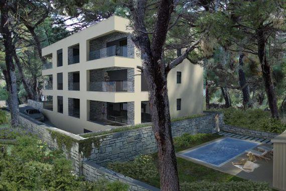 Апартаменты в Рогознице, Хорватия, 53 м2 - фото 1