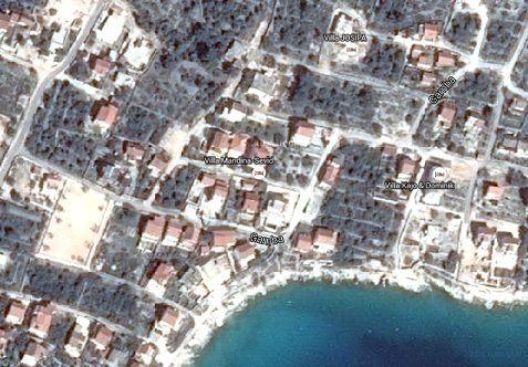 Земля в Рогознице, Хорватия, 806 м2 - фото 1