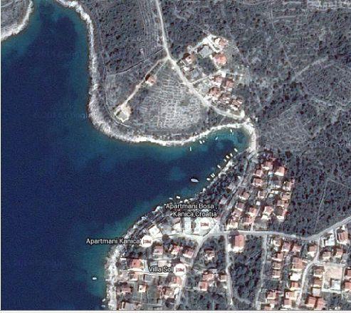 Земля в Рогознице, Хорватия, 1000 м2 - фото 1