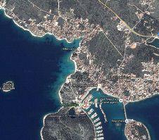 Земля в Рогознице, Хорватия, 2000 м2 - фото 1