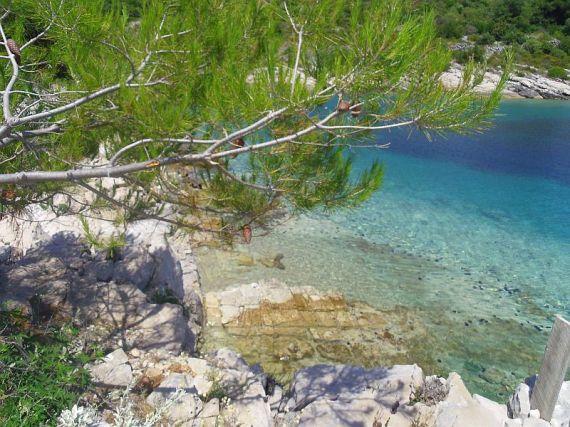 Земля в Трогире, Хорватия, 2600 м2 - фото 1