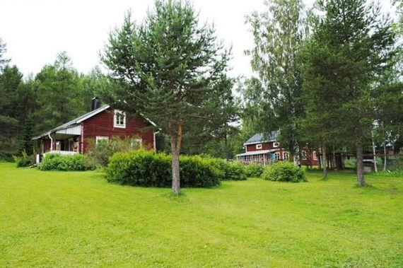 Коммерческая недвижимость в Эстерсунде, Швеция, 500 м2 - фото 1