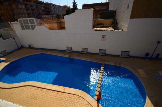 Квартира в Торревьехе, Испания, 44 м2 - фото 1