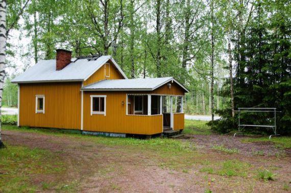 Дом в Раутъярви, Финляндия, 37 м2 - фото 1