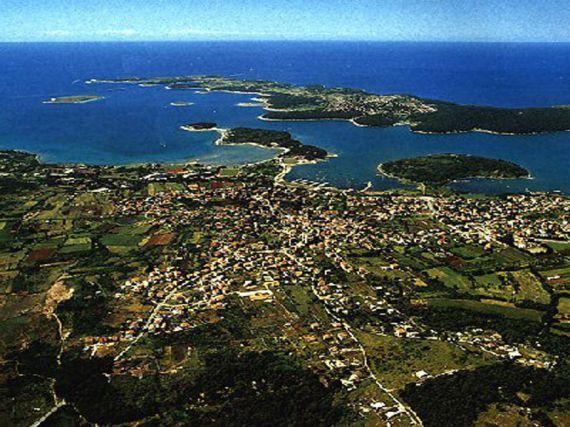 Земля в Медулине, Хорватия, 500 м2 - фото 1