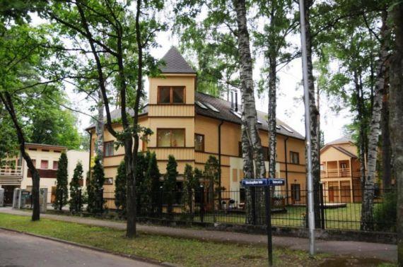 Дом в Юрмале, Латвия, 185 м2 - фото 1