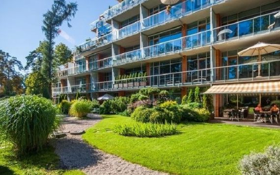 Апартаменты в Юрмале, Латвия, 199 м2 - фото 1