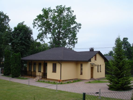 Дом в Юрмале, Латвия, 126.7 м2 - фото 1