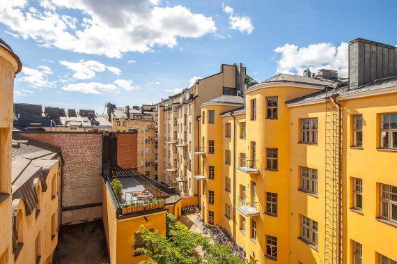 Квартира в Хельсинки, Финляндия, 44.8 м2 - фото 1