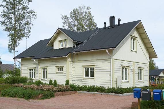Коттедж в Котке, Финляндия, 205 м2 - фото 1