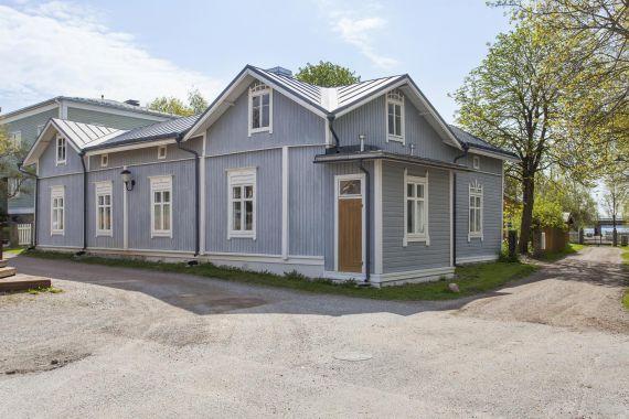Коттедж в Турку, Финляндия, 160 м2 - фото 1