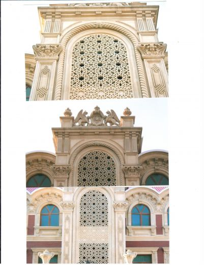 Доходный дом в Баку, Азербайджан, 1150 м2 - фото 1