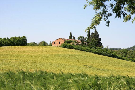 Коттедж в Умбрии, Италия, 572 м2 - фото 1
