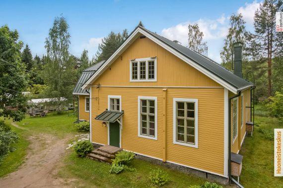 Коттедж в Куопио, Финляндия, 270 м2 - фото 1