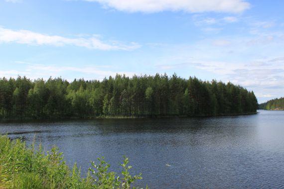 Земля в Пуумала, Финляндия, 112180 м2 - фото 1
