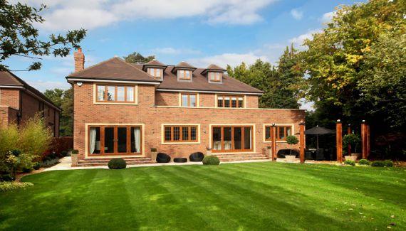 Дом в Бакингемшире, Великобритания, 408 м2 - фото 1