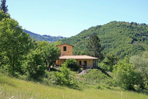 Вилла в Умбрии, Италия, 90000 м2 - фото 1