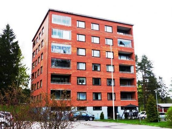Квартира в Лахти, Финляндия, 58 м2 - фото 1