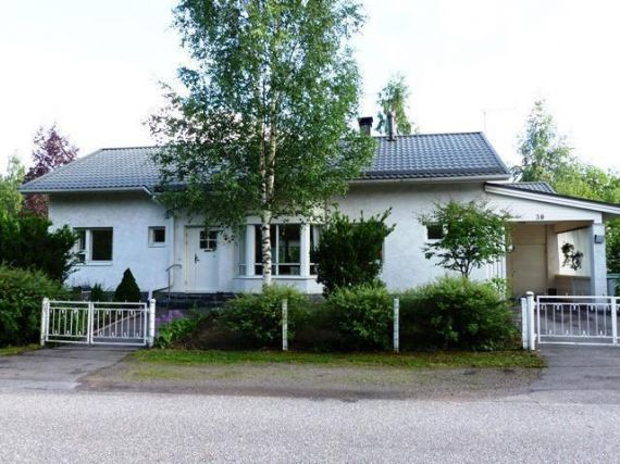 Дом в Лахти, Финляндия, 960 м2 - фото 1