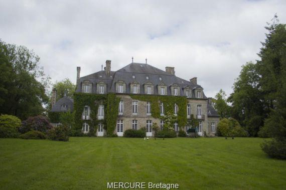 Замок в Бретани, Франция, 12 Га - фото 1